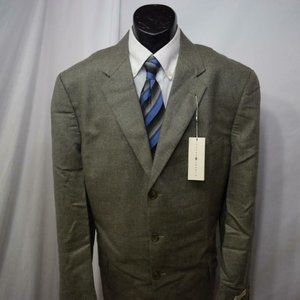 1291 New Mens Joseph Abboud Silk Wool Blazer